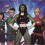 First Look: A-Force #1 by Wilson & Molina