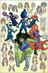 A-Force #1 Cover - Ibanez Variant