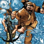First Look at A&A: The Adventures of Archer & Armstrong #1