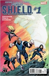 Agents of S.H.I.E.L.D. #1 Cover