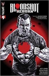 Bloodshot Reborn #9 Cover A - Suayan