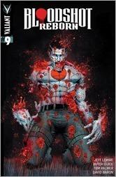 Bloodshot Reborn #9 Cover - Gill Variant