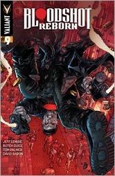 Bloodshot Reborn #9 Cover - Ryp Variant