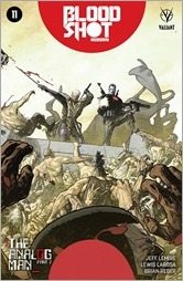 Bloodshot Reborn #11 Cover A - Sook