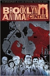 Brooklyn Animal Control One-Shot Cover