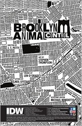 Brooklyn Animal Control One-Shot Preview 1