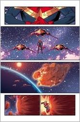 Captain Marvel #1 Preview 1