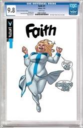 Faith #1 Cover - Henry CGC Variant