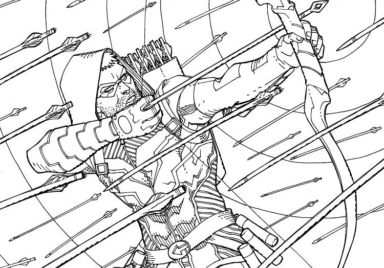 adult coloring book variant covers arrive in january