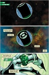Green Lantern Corps: Edge of Oblivion #1 Preview 1