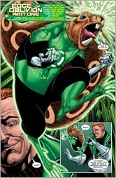 Green Lantern Corps: Edge of Oblivion #1 Preview 2