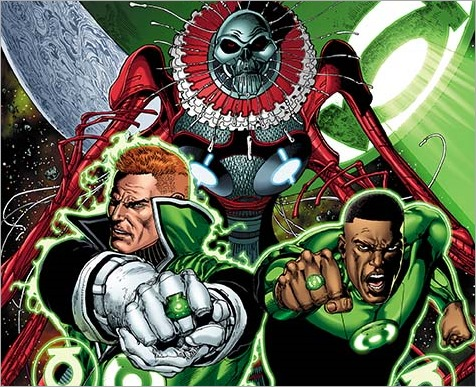 GREEN LANTERN CORPS: EDGE OF OBLIVION #3