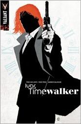 Ivar, Timewalker #12 Cover - Kano Variant