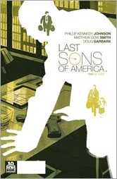 Last Sons of America #2 Cover
