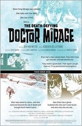 Is It Good? The Death-Defying Doctor Mirage #1 Review • AIPT