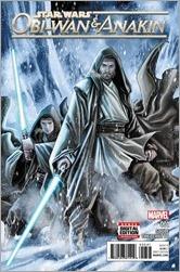 Obi Wan And Anakin #1 Cover