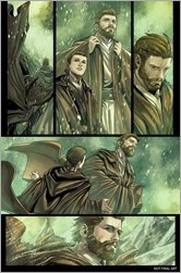 Obi Wan And Anakin #1 Preview 1