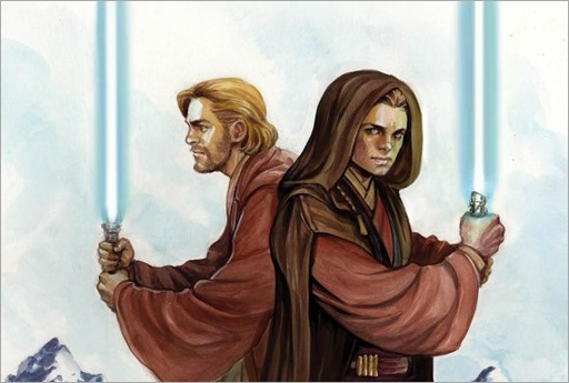 Obi Wan And Anakin #1