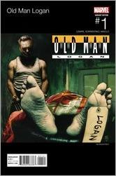Old Man Logan #1 Cover - Bradstreet Hip-Hop Variant