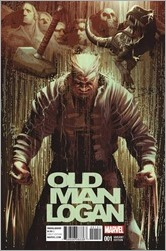 Old Man Logan #1 Cover - Deodato Variant