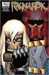 Ragnarok #7 Cover