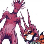 Preview: Rocket Raccoon & Groot #1 by Young & Andrade