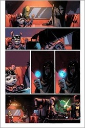 Rocket Raccoon & Groot #1 Preview 2