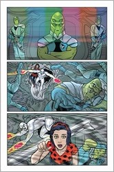 Silver Surfer #1 Preview 2