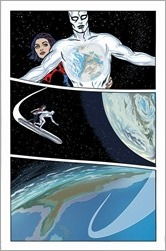Silver Surfer #1 Preview 3