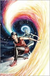 Silver Surfer #1 Cover - Rudy Variant