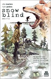 Snow Blind #1 Cover