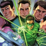 Preview: Star Trek/Green Lantern #6 by Johnson & Hernandez