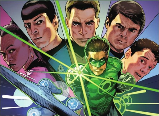 Star Trek/Green Lantern #6