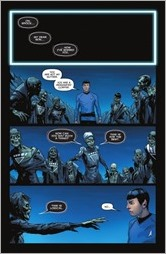 Star Trek/Green Lantern #6 Preview 2