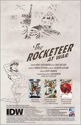 The Rocketeer At War! #1 Preview 1
