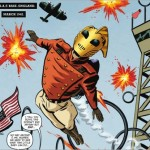Preview: The Rocketeer At War! #1 (IDW)