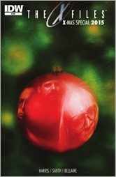 The X-Files X-Mas Special Cover