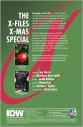 The X-Files X-Mas Special Preview 1