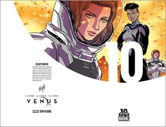Venus #1 Cover B - 10 Years