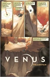 Venus #1 Preview 4