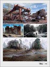 The Art Of Fallout 4 HC Preview 2