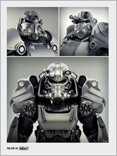 The Art Of Fallout 4 HC Preview 5