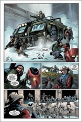 Lone Wolf 2100 #1 Preview 1