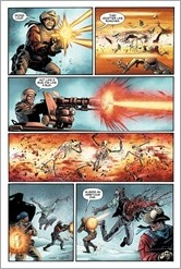 Lone Wolf 2100 #1 Preview 2