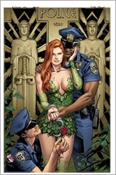 Poison Ivy: Cycle of Life and Death #2 Cover by Clay Mann