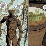 Preview of The Steam Man #3 by Miller, Lansdale, & Kowalski