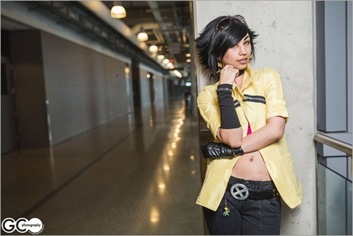 Vanessa Wedge as Jubilee (Photo by Glen Co Photography)