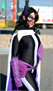 DC Doll as Huntress