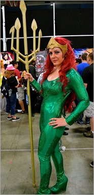DC Doll as Mera