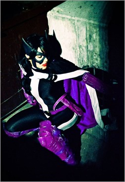 DC Doll as Huntress (Photo by Sage Tree UT Events)